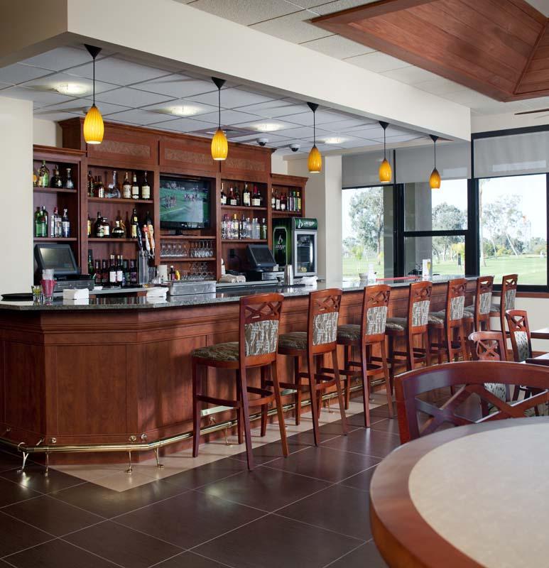 Miramar Clubhouse Lounge