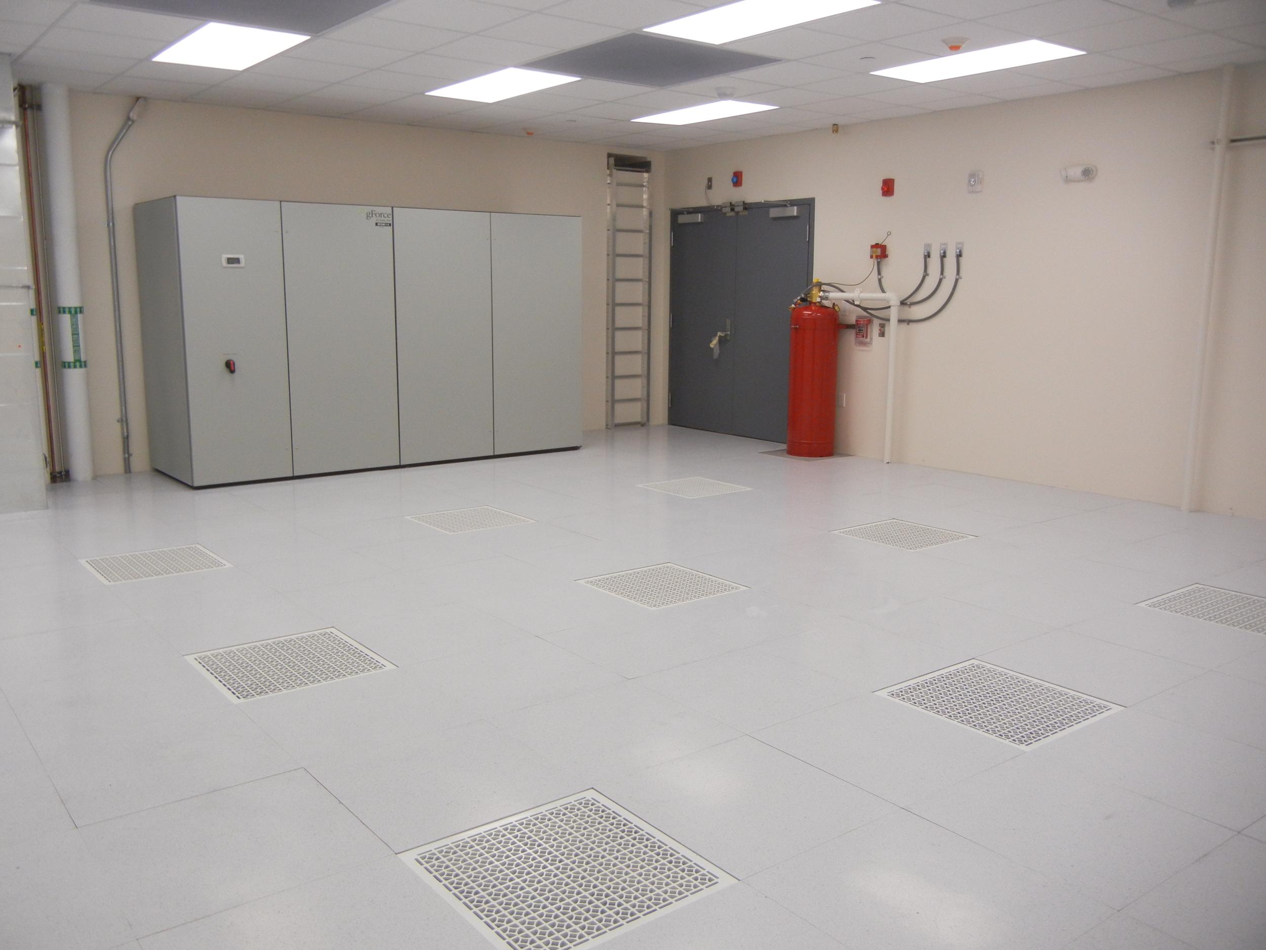 P-245 Computer Room