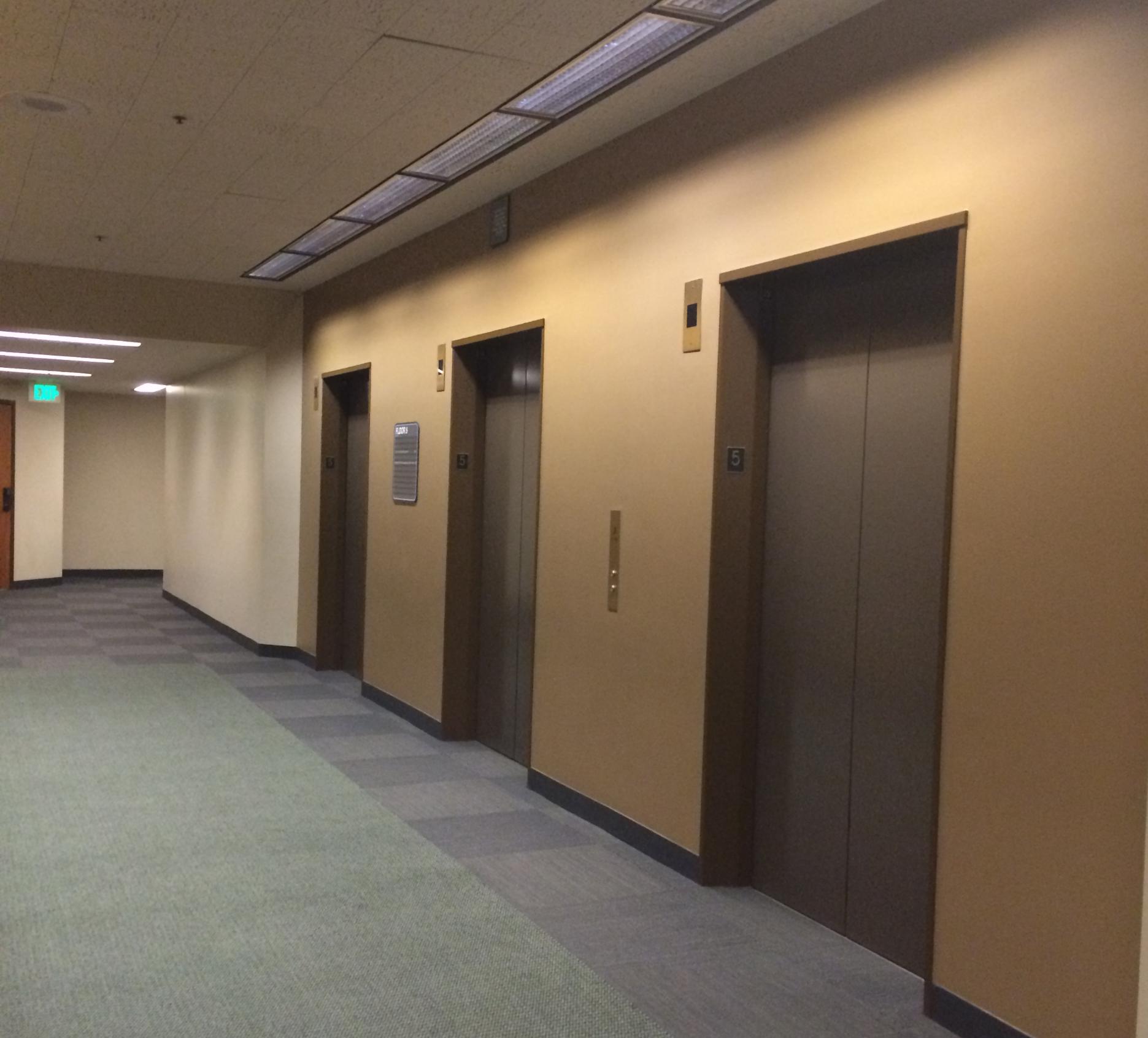 GSA Jackson Federal Building IMP | Seattle, Washington