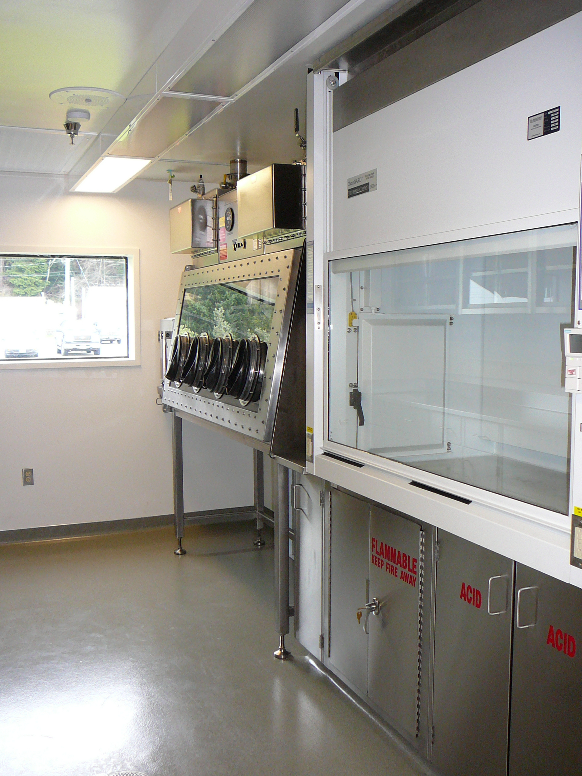 AHRF Laboratory