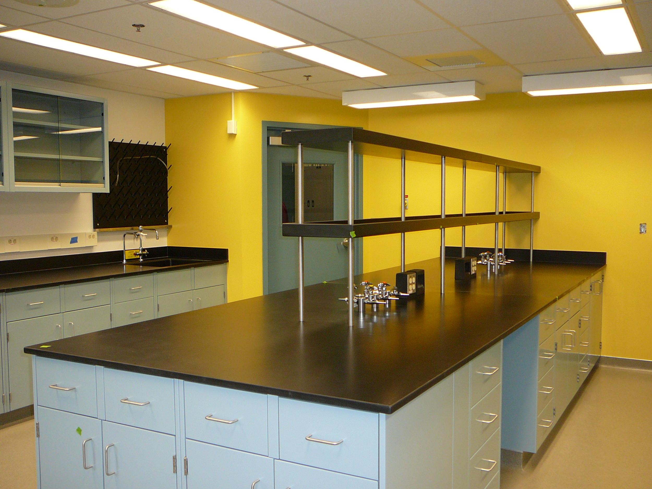 EPA Region 10 Manchester CWA Laboratory | Port Orchard, WA