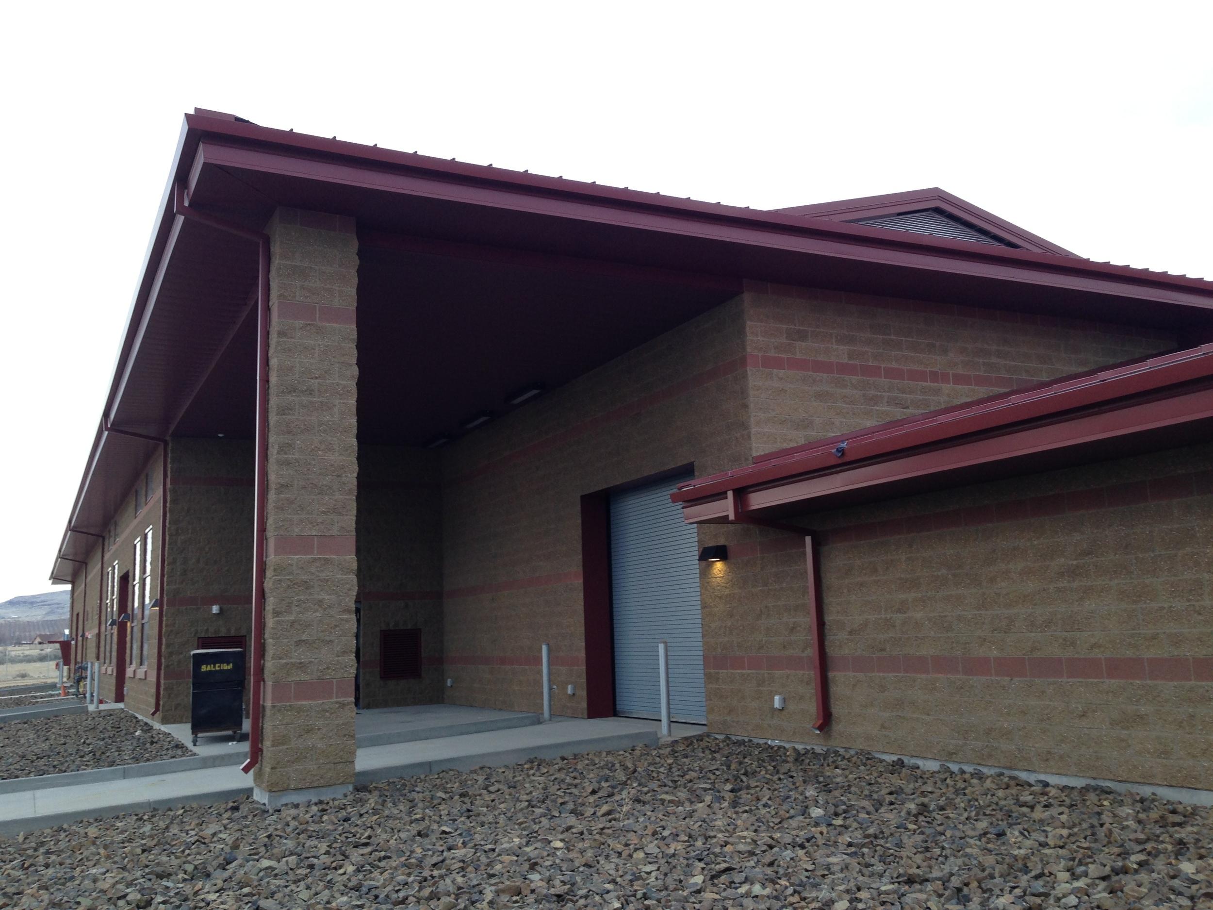 Reserve Center Exterior