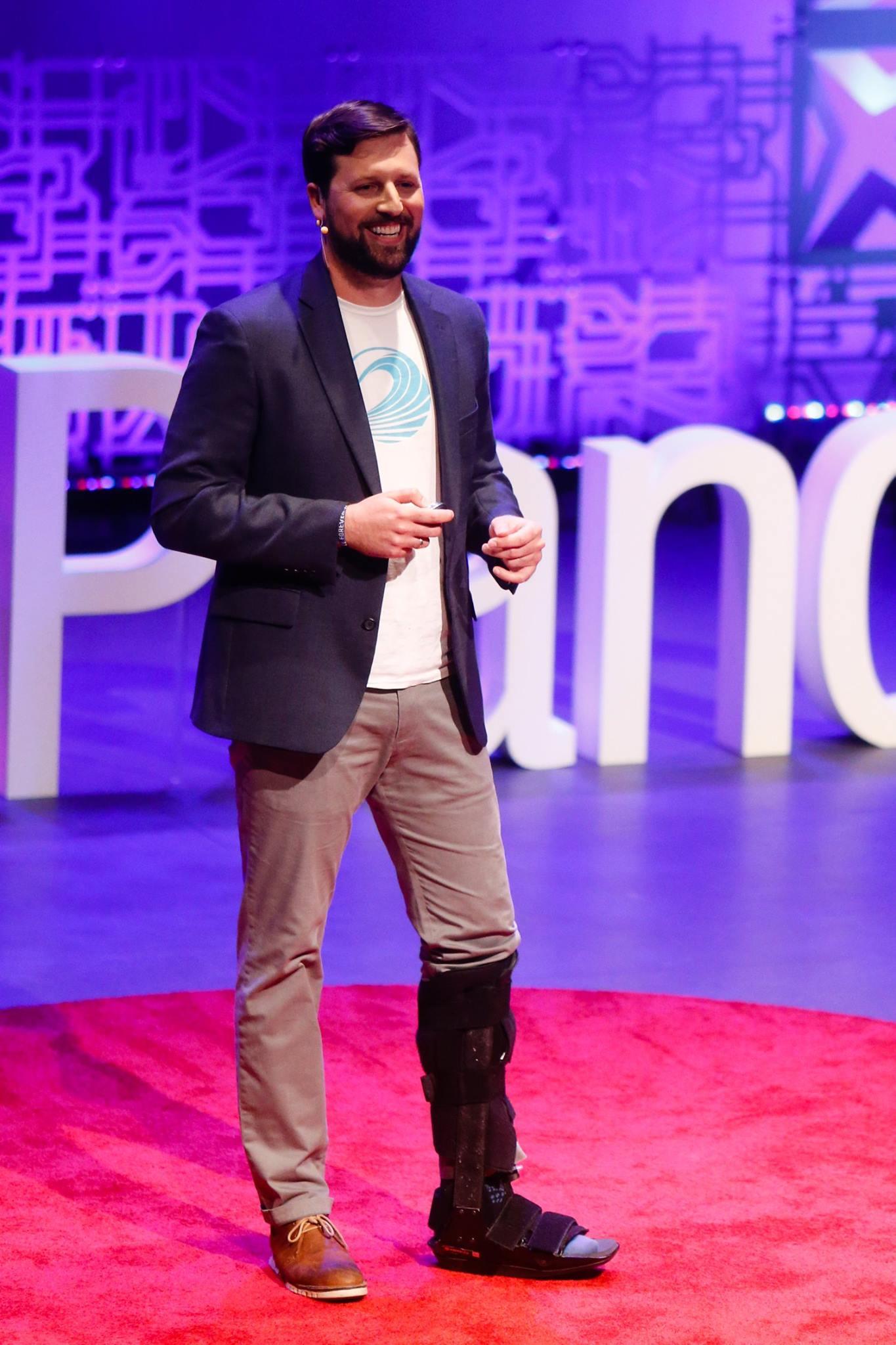 Ted Talk @ TedxPlano 2017