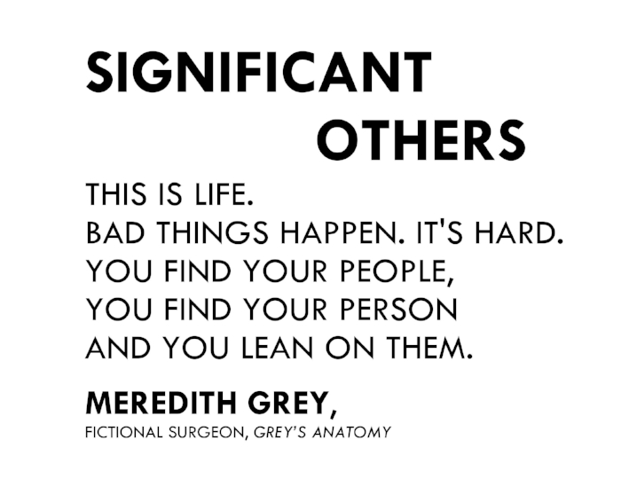 GROUP THINK - 04.2018 - SIGNIFICANT OTHERS - Meredith Grey.jpg