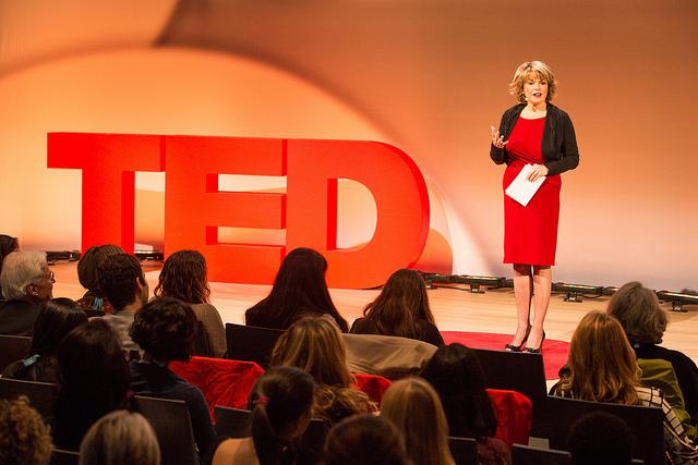 Hosting TEDWomen, 2013