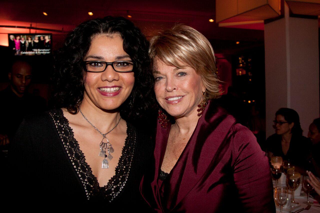 With Mona Elthawy