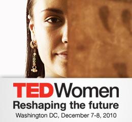 The first TEDWomen