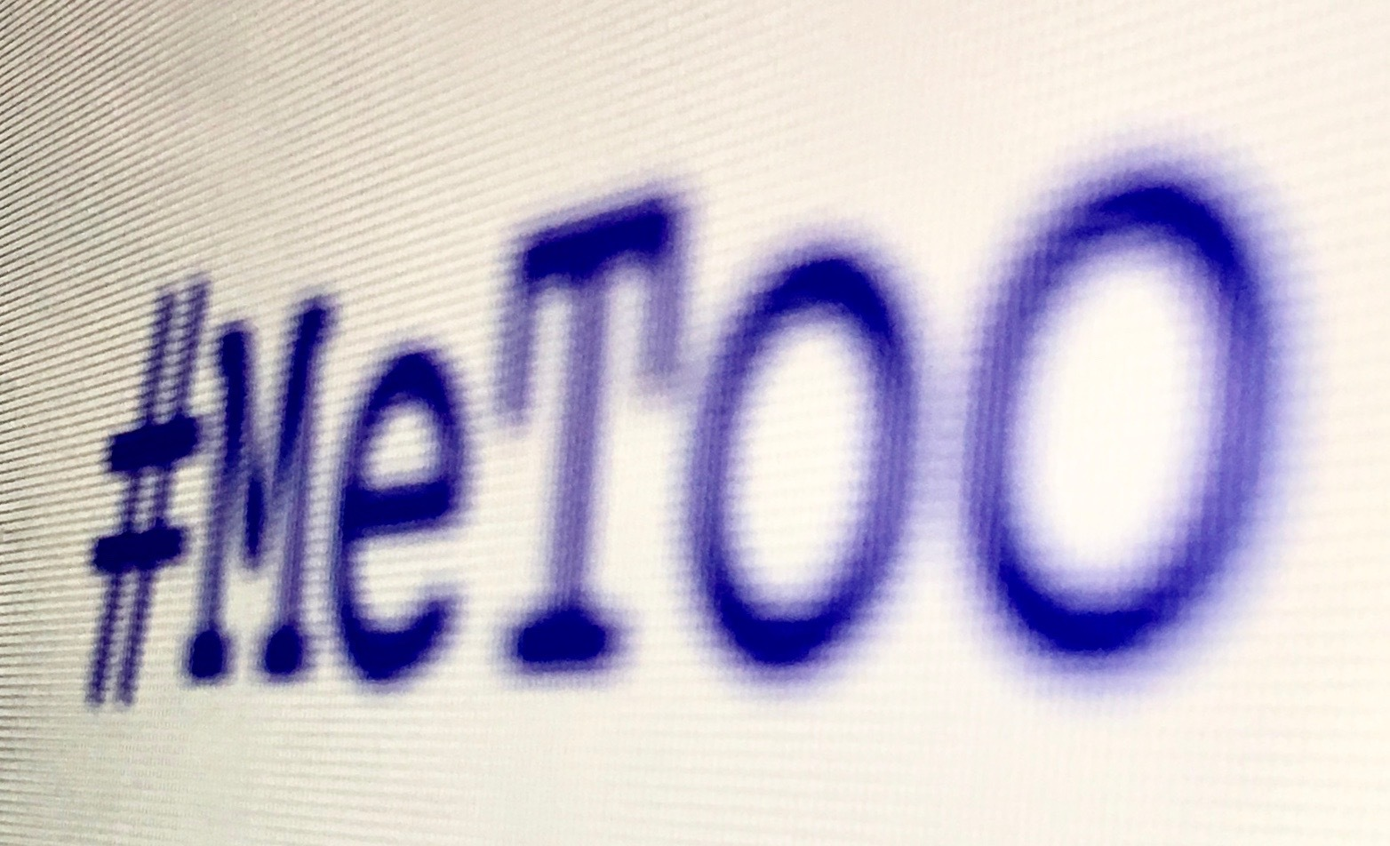 The Women's Media Center research took a close look at the press coverage five months before and in the 10 months that followed the Weinstein revelations and the rise of #MeToo.