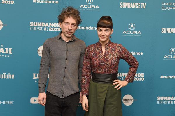 "Winners at Sundance: Tamara Kotevska and Ljubomir Stefanov's ""Honeyland"" (World Documentary)(Credit: Getty Images)"