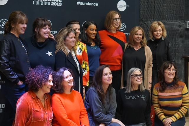 Women at Sundance Brunch