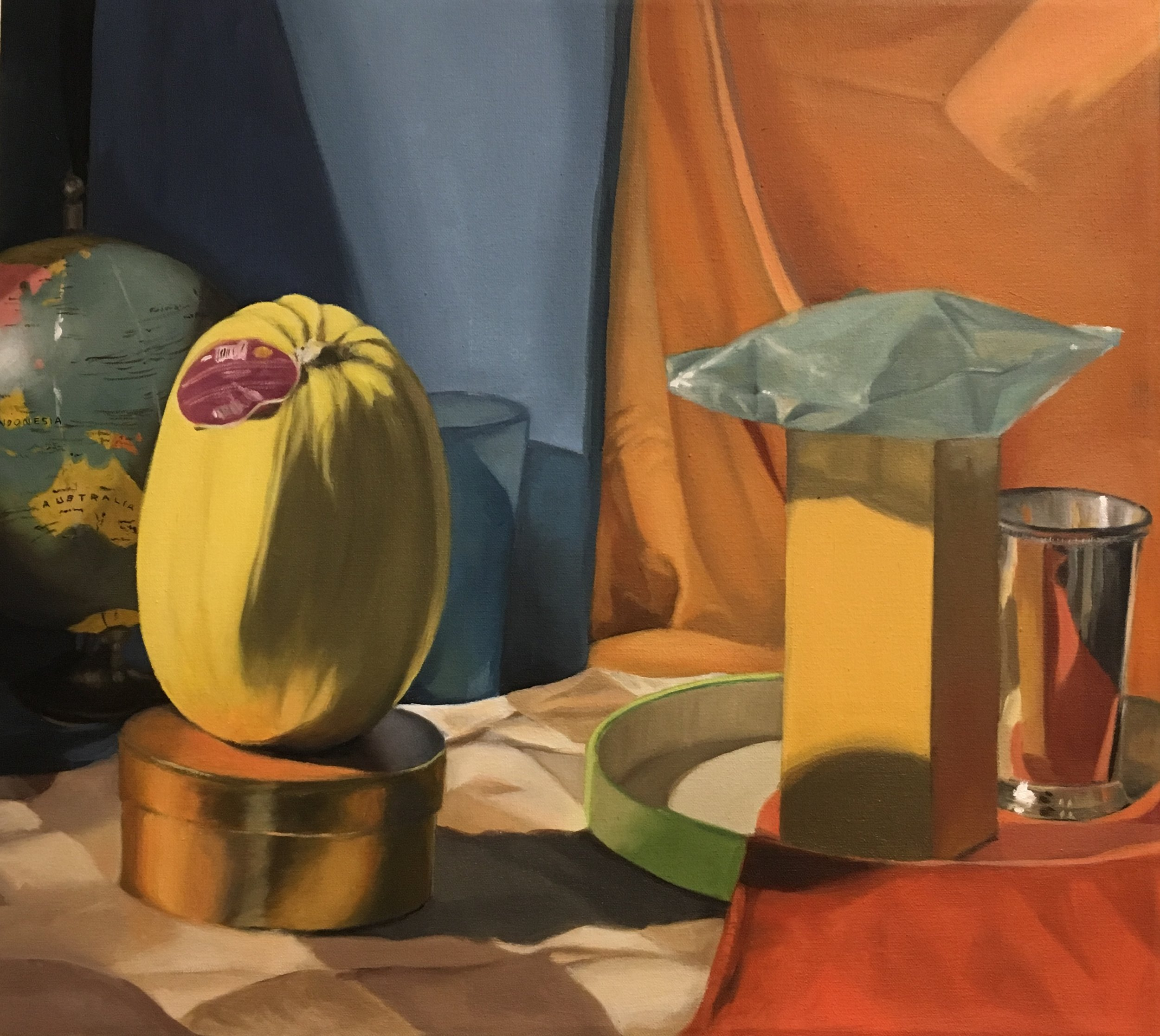 Still Life from Beginning Painting