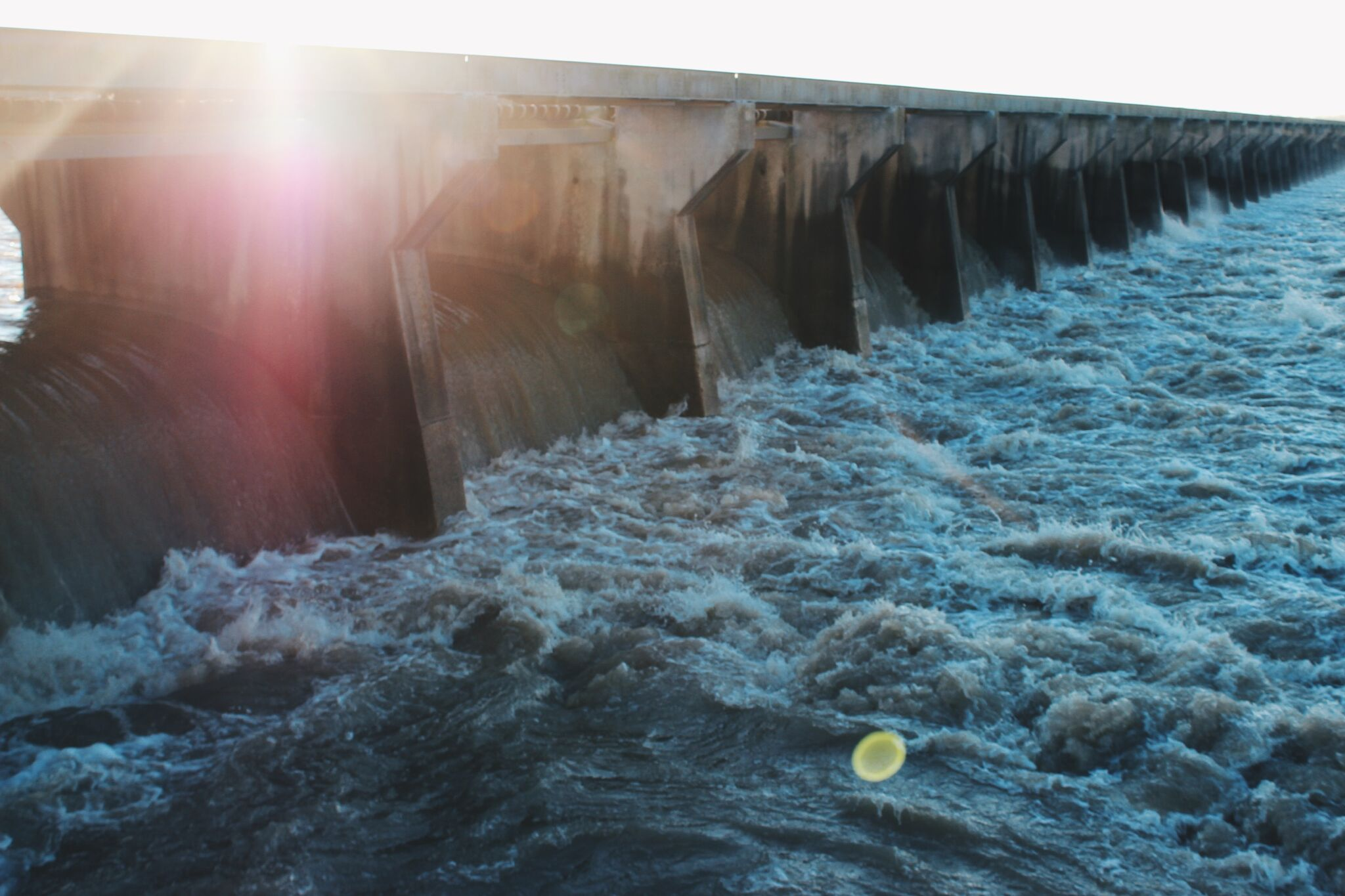 The Spillway Opening | New Orleans
