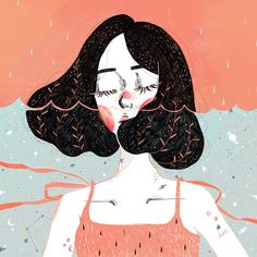 All Illustrations: Kathrin Honesta