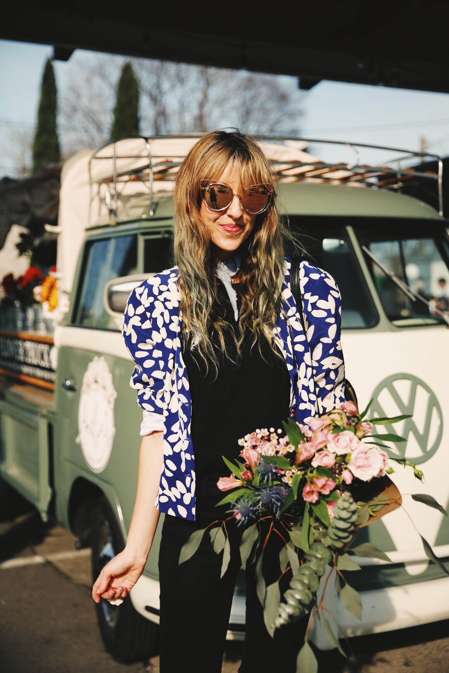 Amelia's Flower Truck Nashville