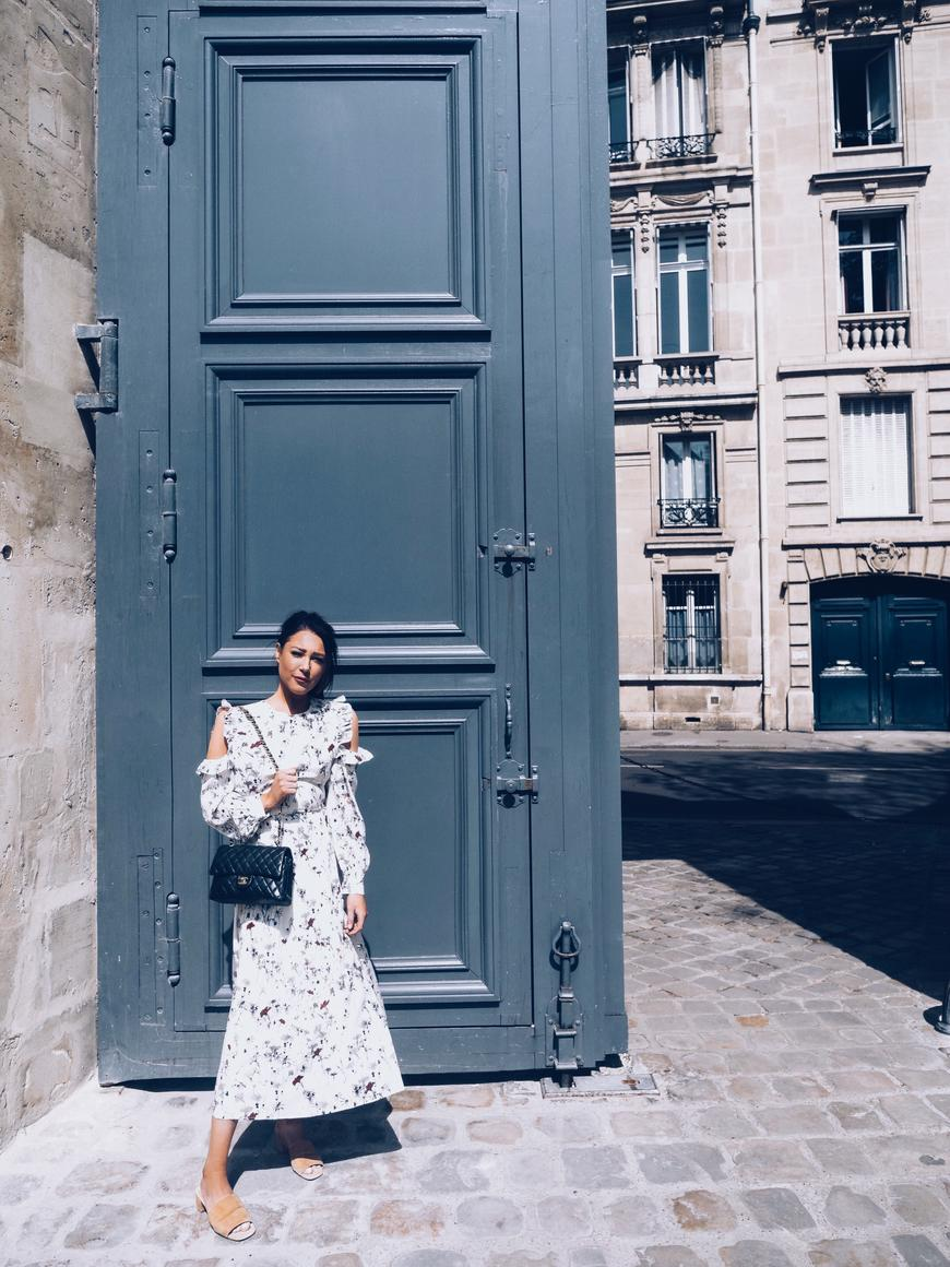 Lorna in Paris