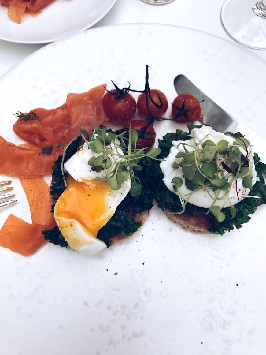 Lorna for Oui We - Breakfast