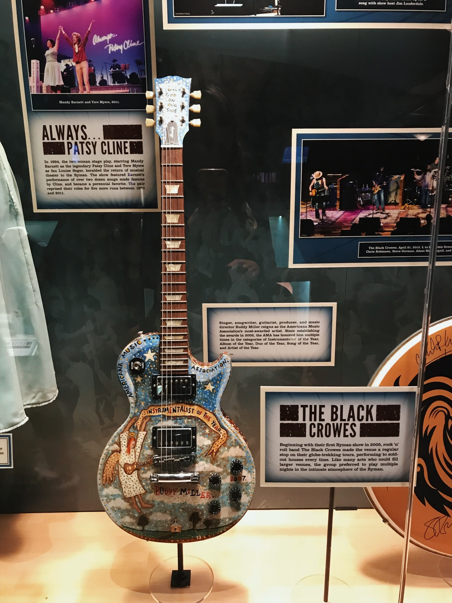 The Black Crowes Guitar   Oui We Girl