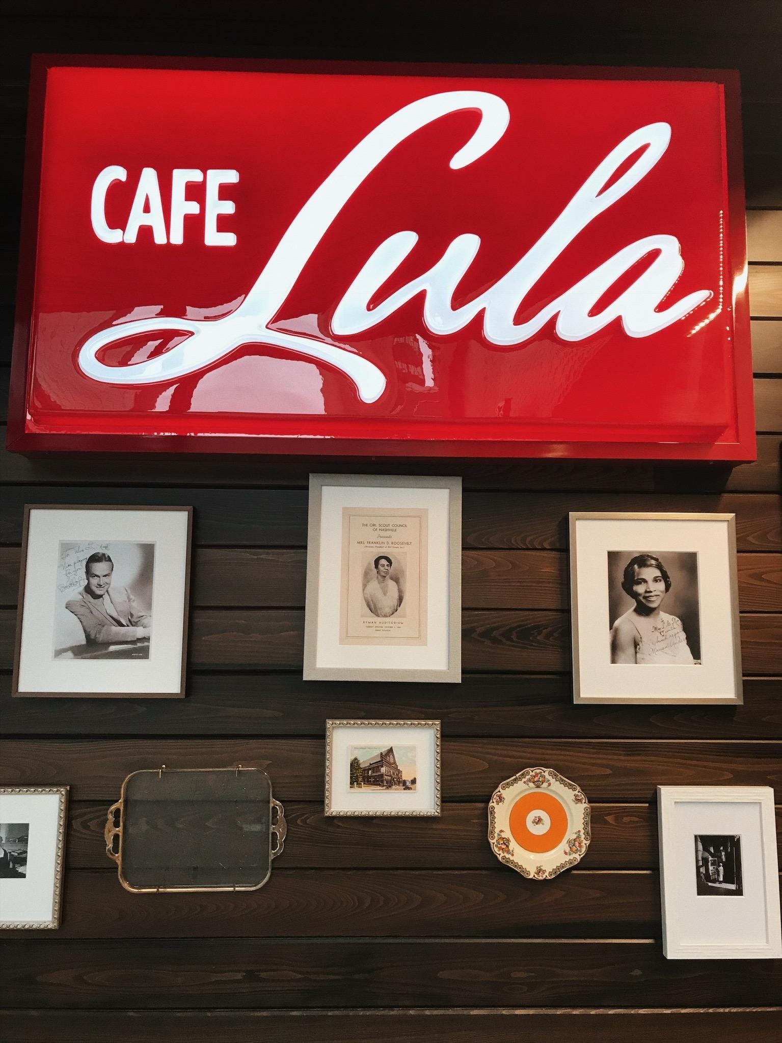 Dinner at Cafe Lula   Oui We Girl