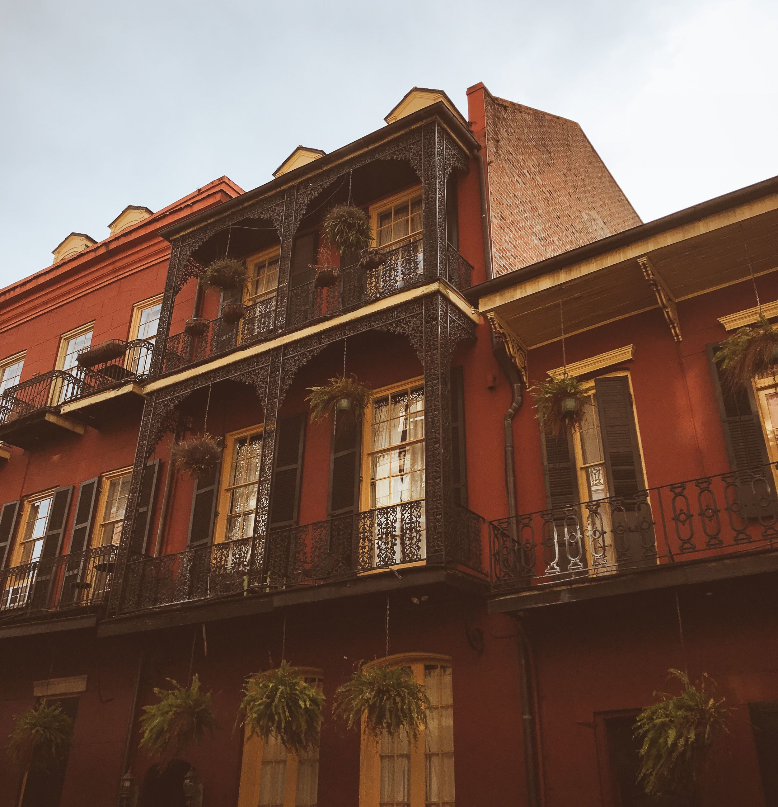 french quarter in December by Oui We | Andi Eaton