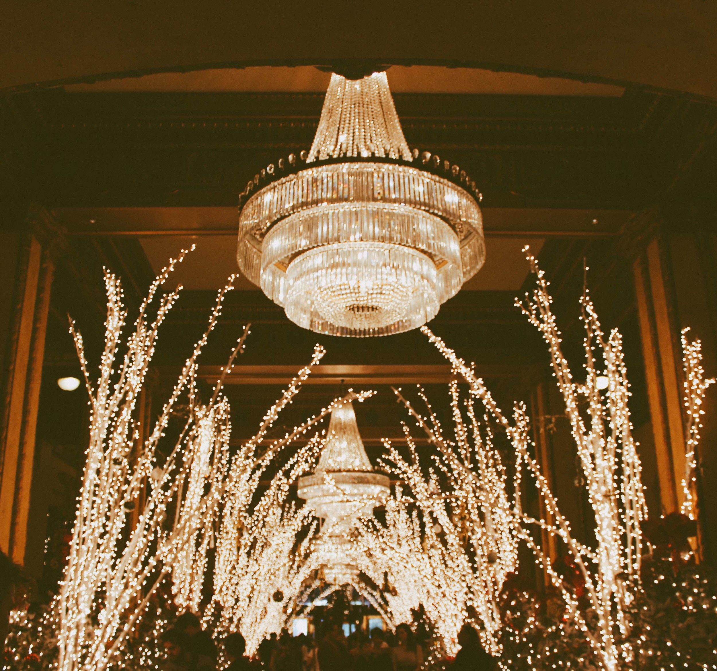 Lights at the Roosevelt | Oui We by Andi Eaton