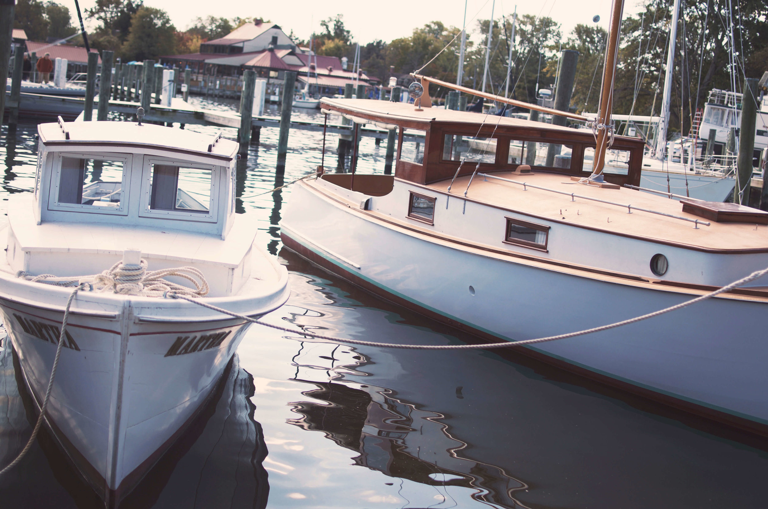 St. Michaels, MD by Sam Spahr