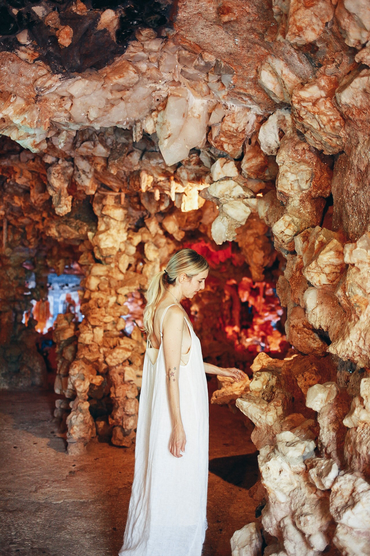 Crystal Shrine Grotto Memphis / Oui We