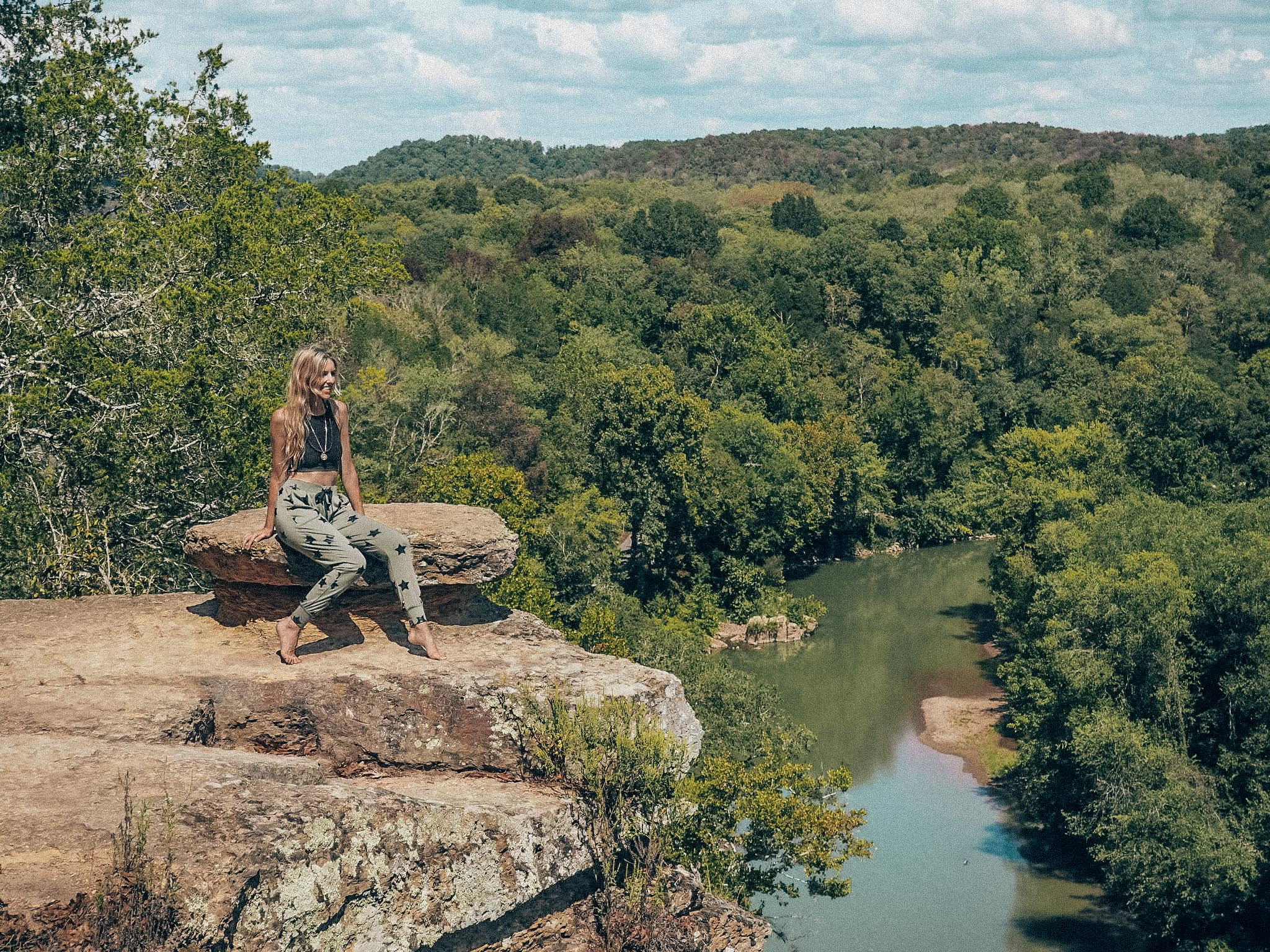 Natural Wonders / Narrows of the Harpeth: Oui We