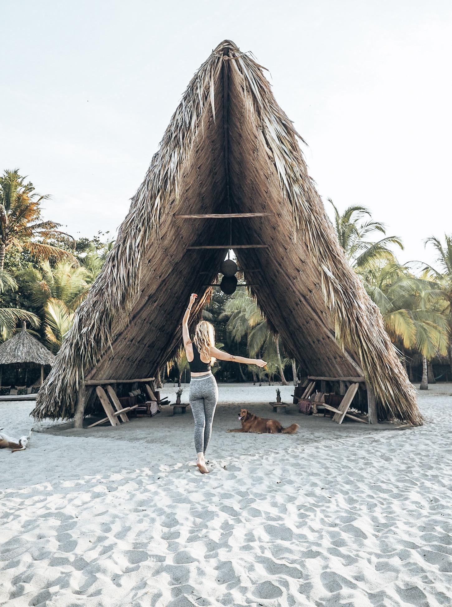 Yoga Retreat Colombia Eco Travel Tayrona National Park