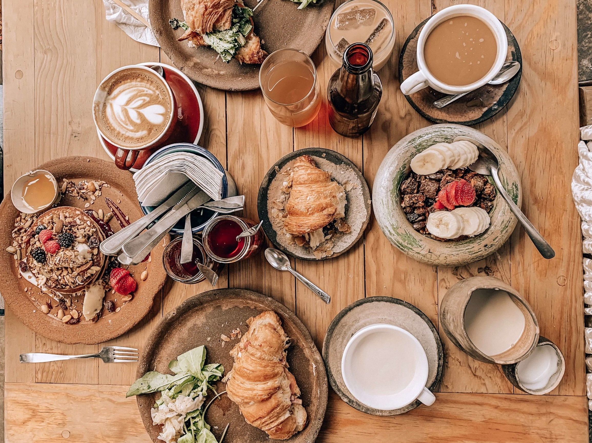 breakfast goals, boulenc, oaxaca, farm to table