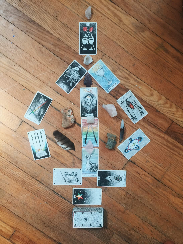 Wild Unknown Tarot Deck | ouiwegirl.com