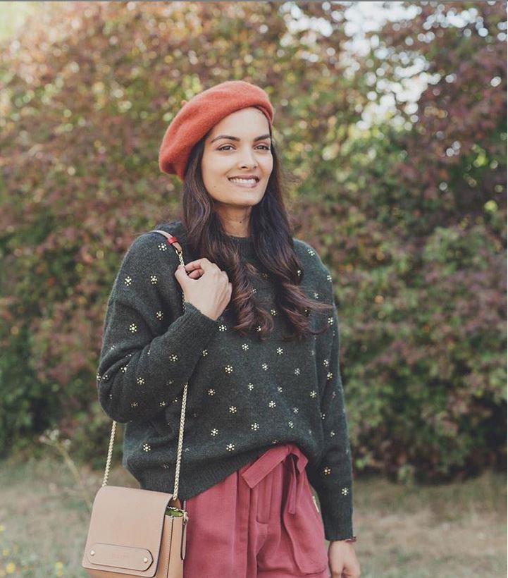 Caroline of Blush Avocado for Oui We Girl: French Style, French Fashion