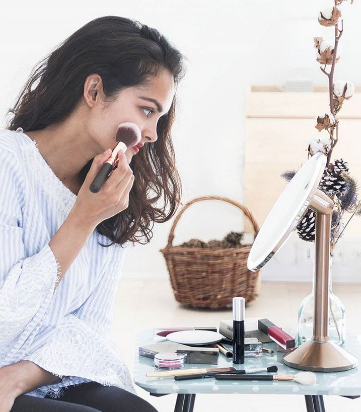 Blushed Avocado's Makeup Routine