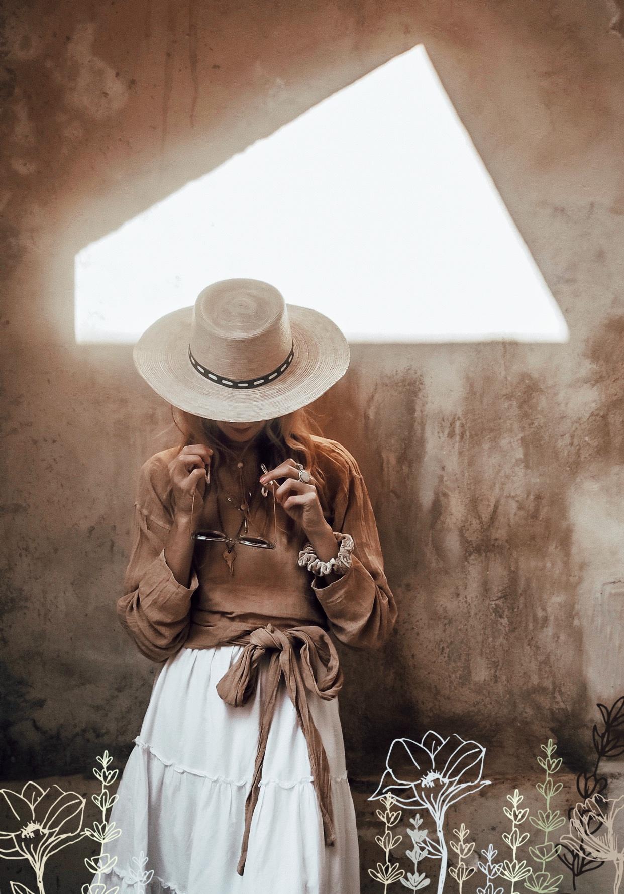 Shadow Self, Illustration, Travel Girl, Havana