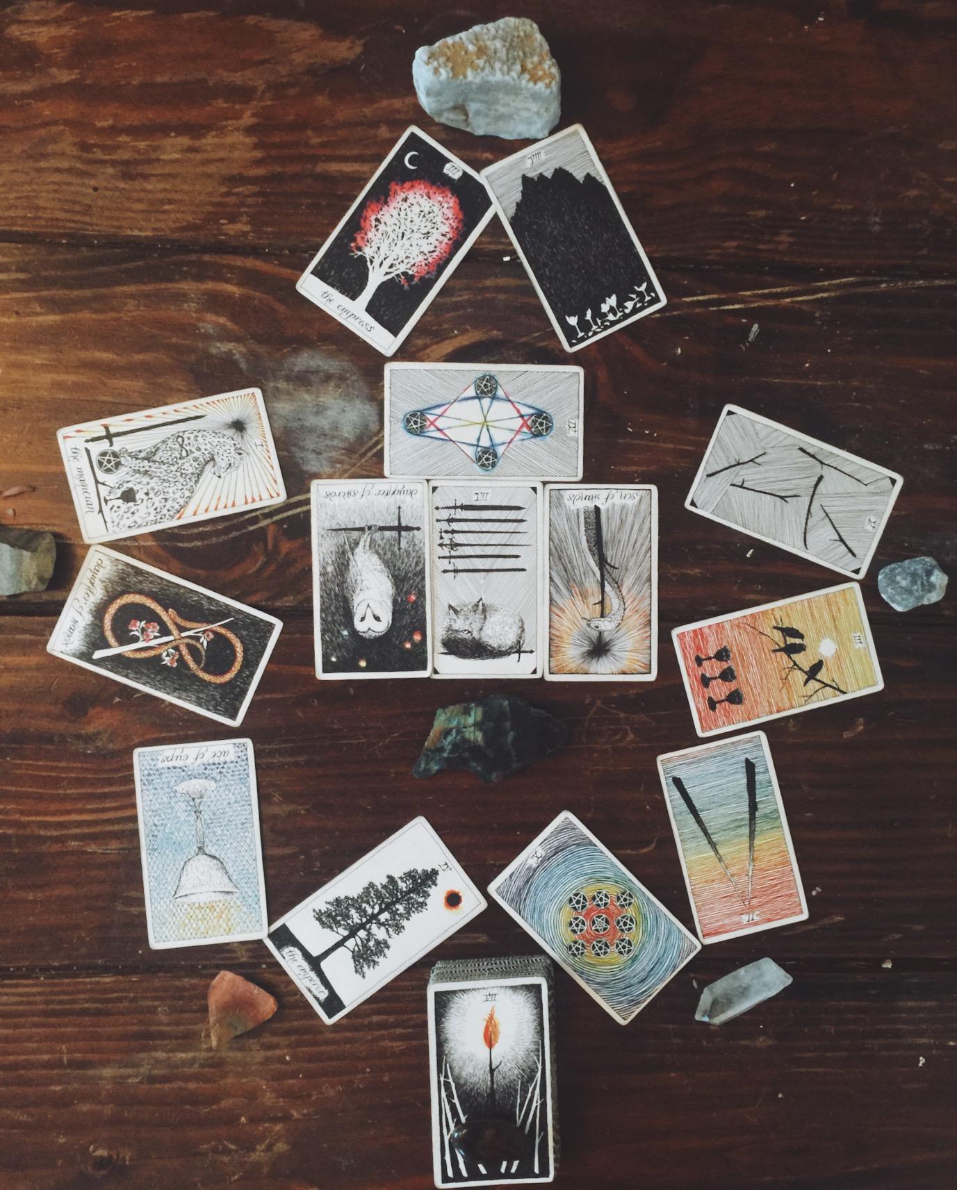 tarotscope, new moon, astrology, gemini, tarot reading