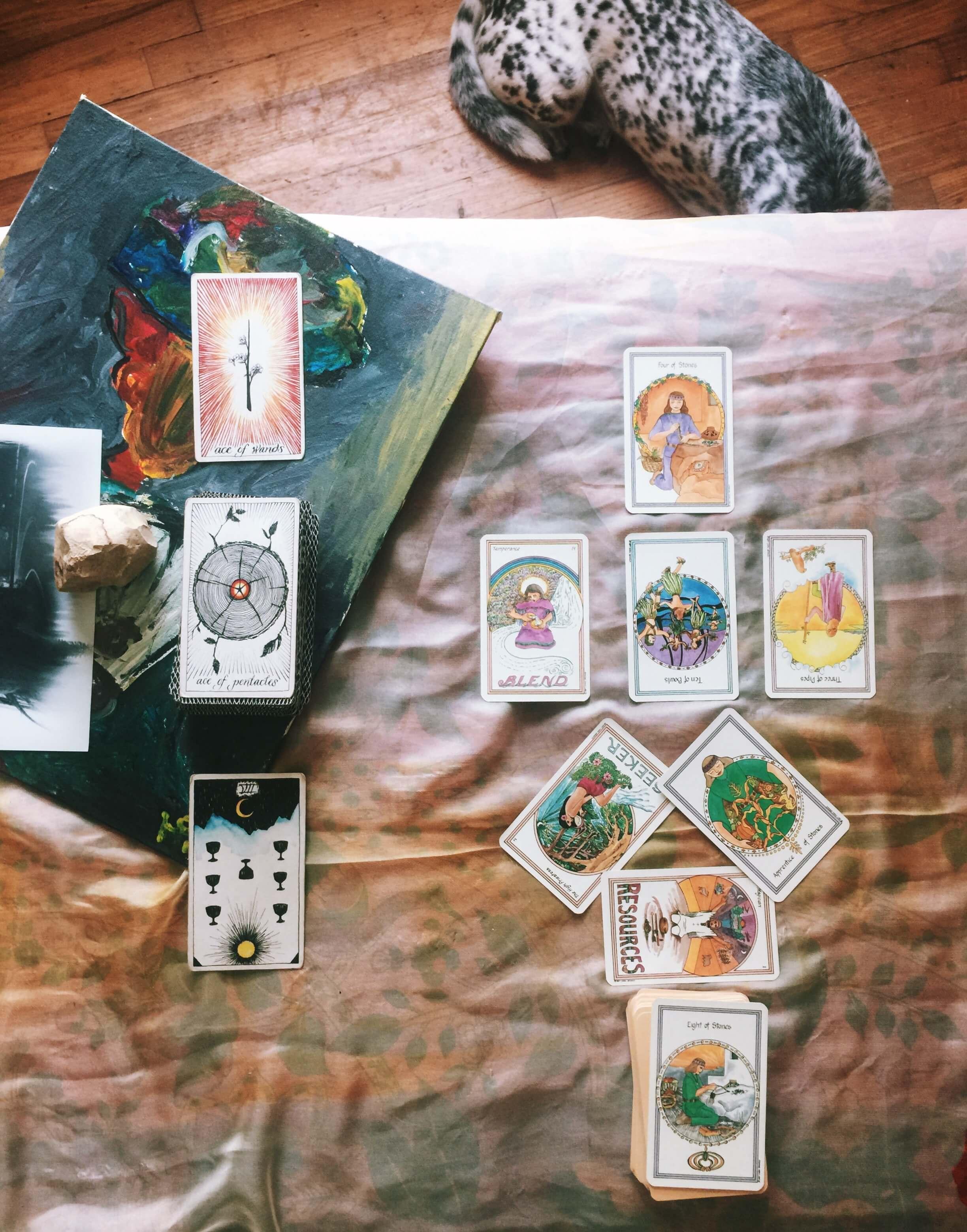 Eclipse Tarot Reading