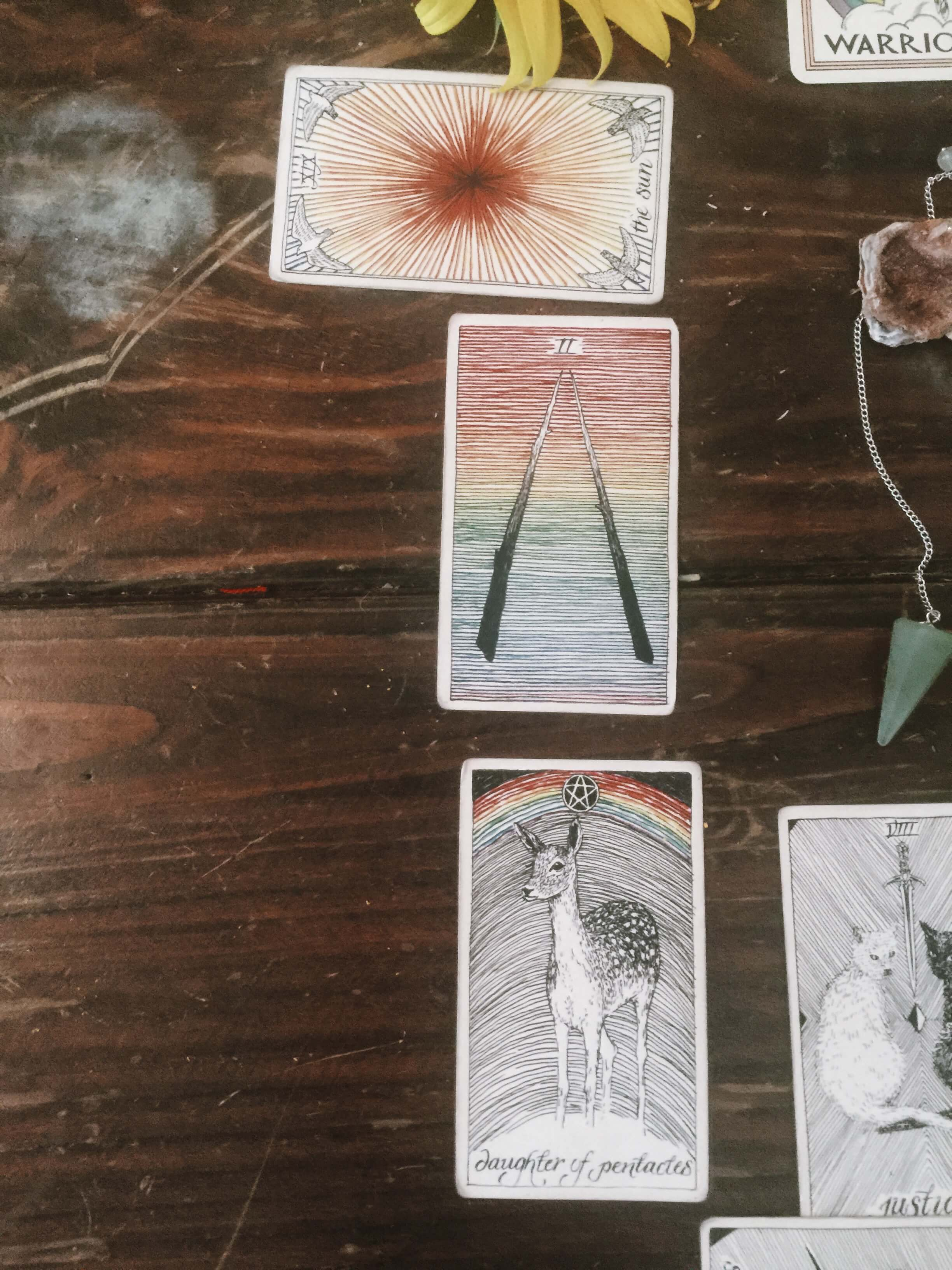 Full Moon Tarot
