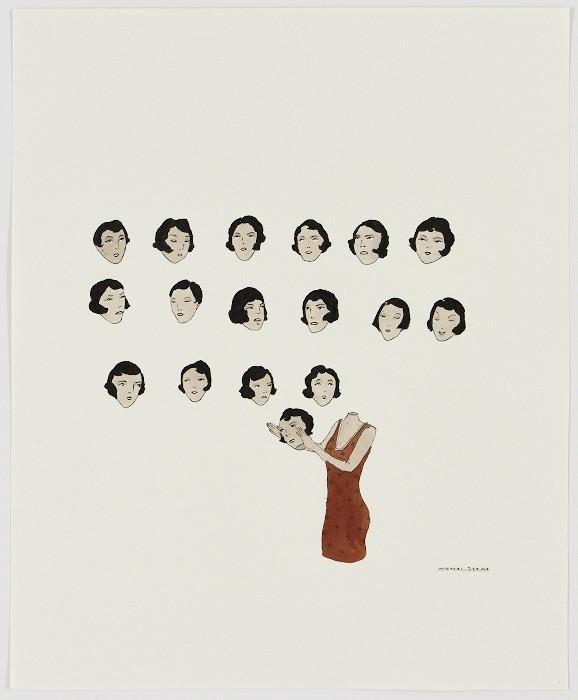 Untitled, 1998-1999 by Marcel Dzama