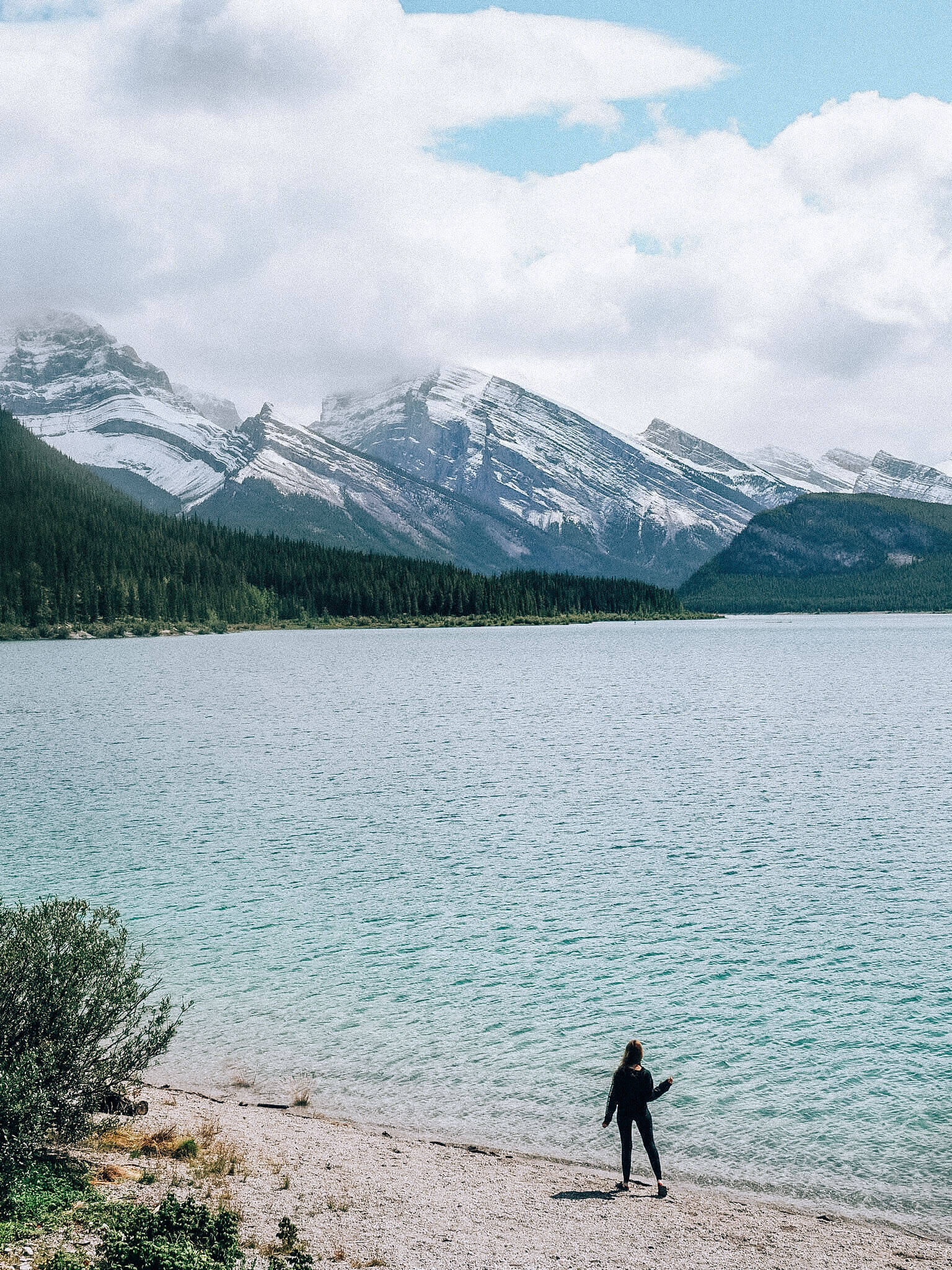 Best Hikes in Alberta Canada: Canmore, Spray Lake, Banff, Lake Louise