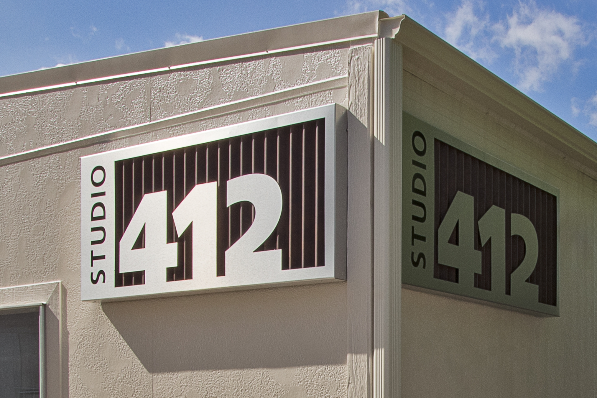 Youth Ministry Custom Themed Building Signage
