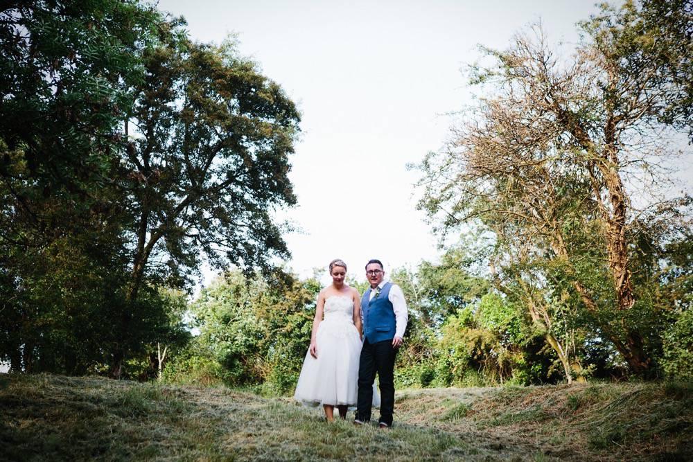 Amie & Craig - fforest farm
