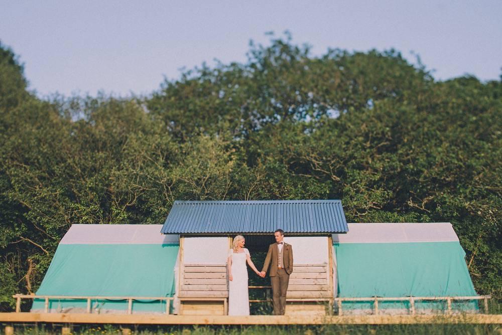 Rachel & Matt - fforest farm