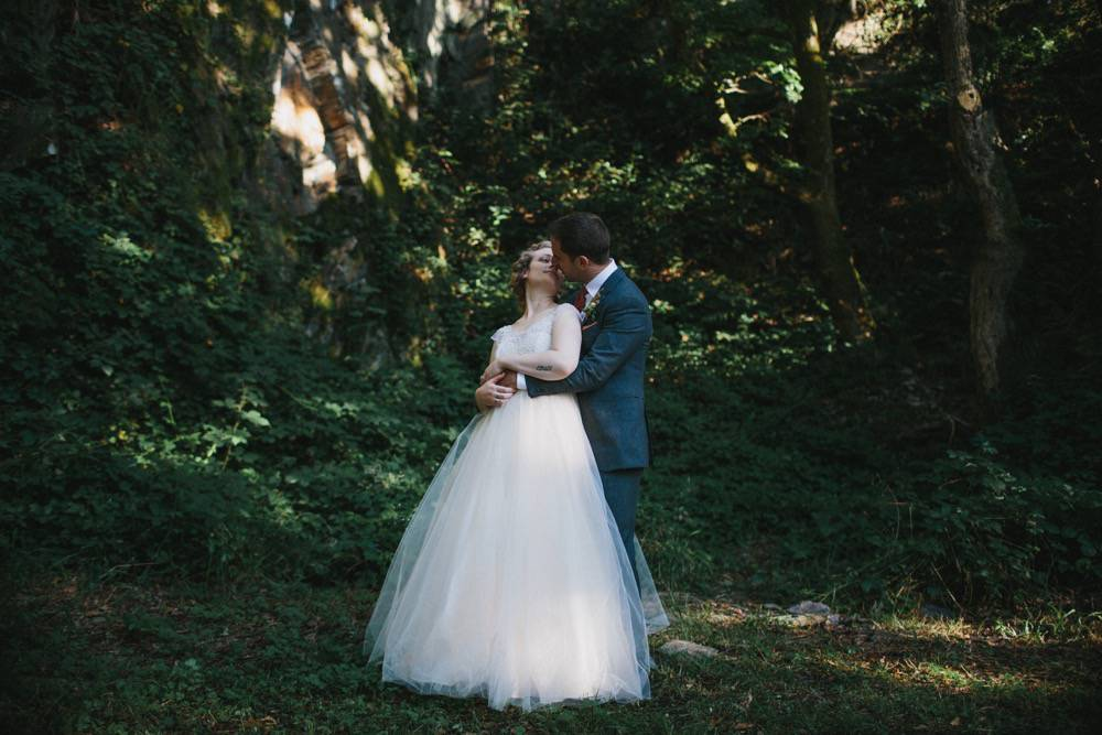 Natasha & Matt - fforest farm