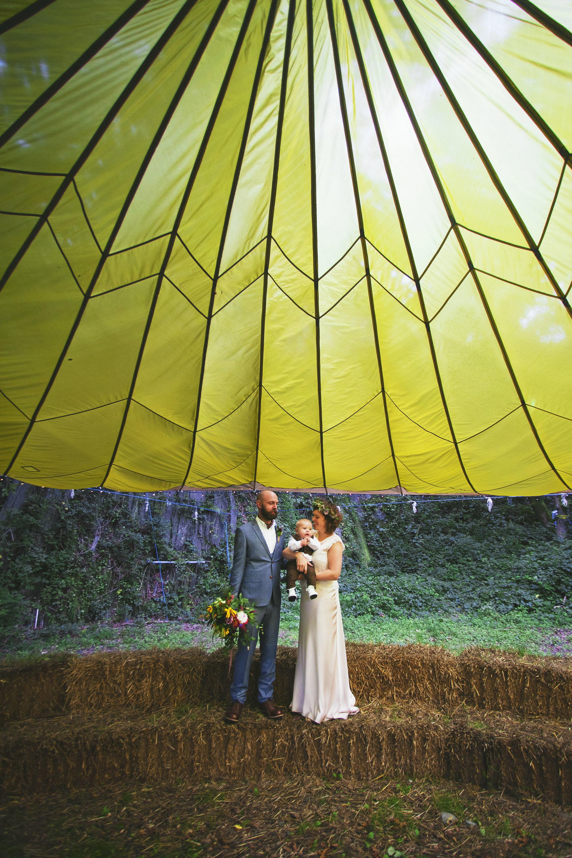 Kate & Will - fforest farm