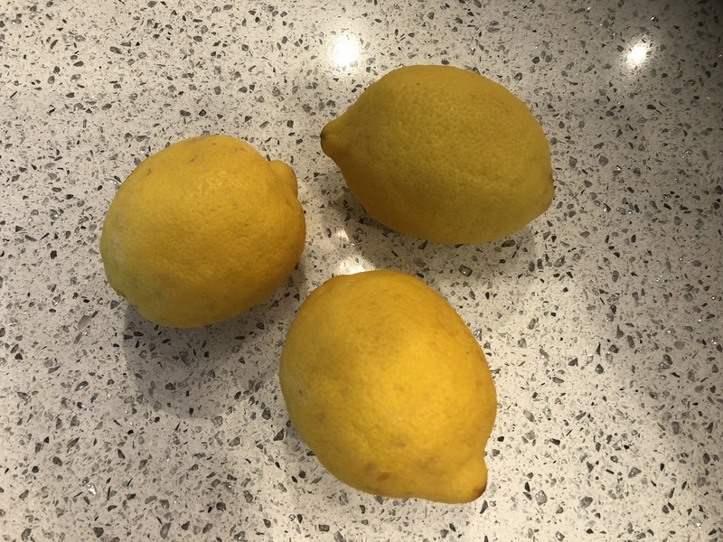 When work gives you lemons...