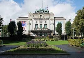 The National Stage Theater in Bergen, Norway
