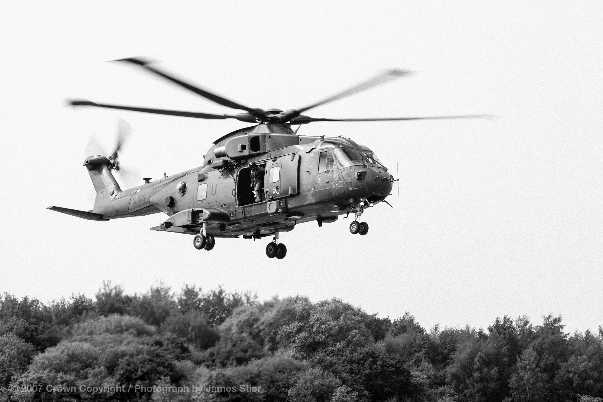 Merlin Landing