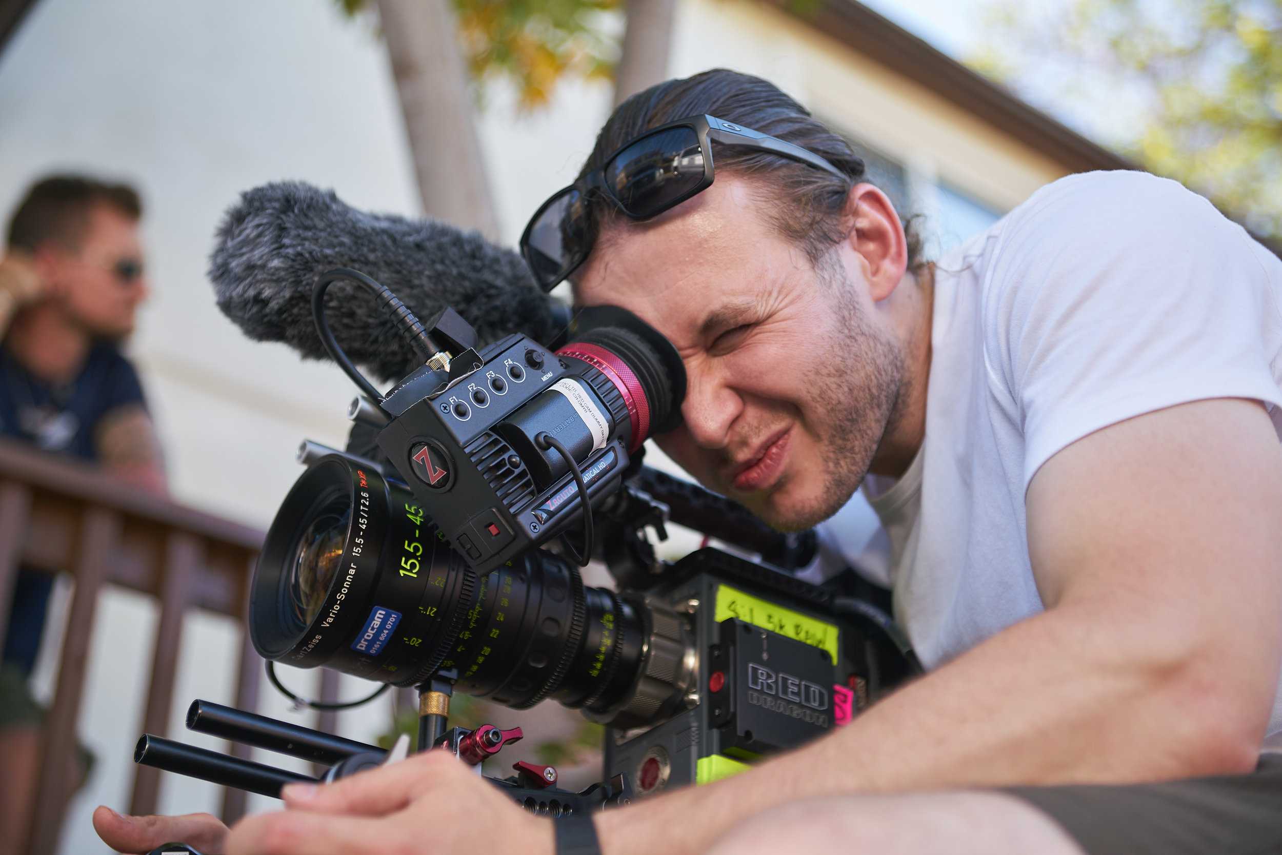 RAAM Documentary, California  Director of Photography   Red Scarlet-W & Zeiss 15.5-45mm + 70-200mm PL