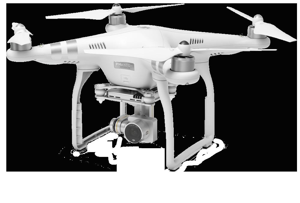 Meet Dory, our Phantom 3 Advanced drone by DJI