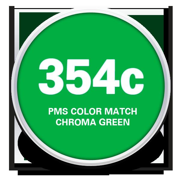 chroma key green