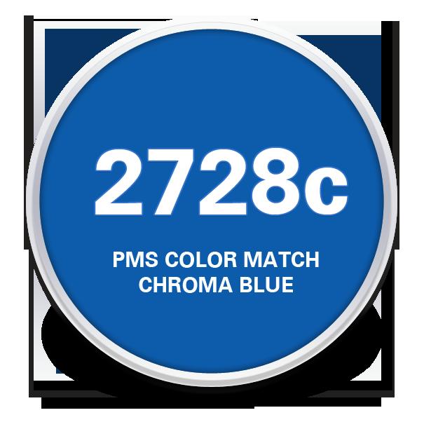 Chroma Key Blue PMS 2728c